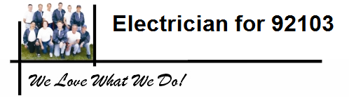 Electrician 92103